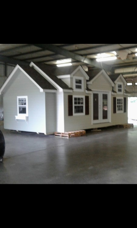 Tiny House Cottage Style Shell Only 1