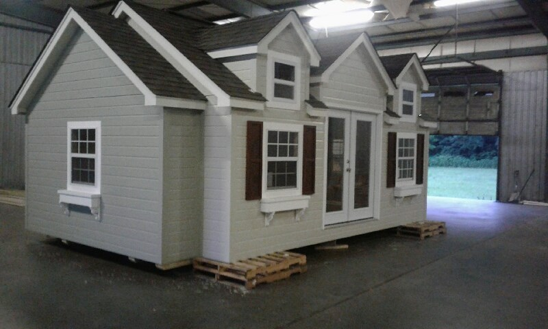 Tiny House For Sale Tiny House Cottage Style Shell Only