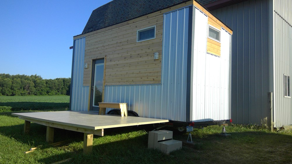 Cedar Crafted Tiny Home