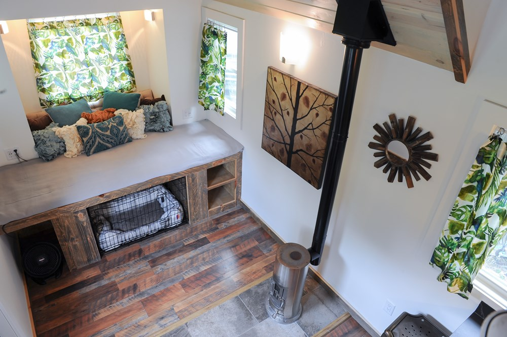 288 Sq Ft Tiny House For Featured On Nation