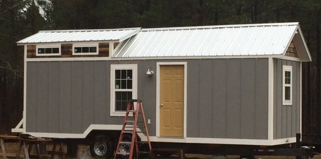 Tiny House for Sale - BRAND NEW 300 sq  ft  Tiny House for