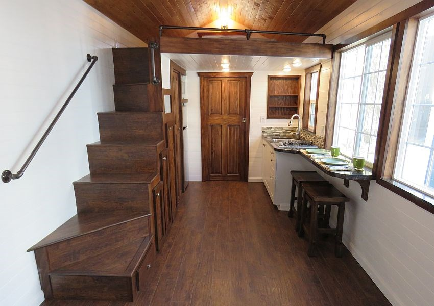 Tiny House For Sale Beautiful Craftsman Style Tiny House