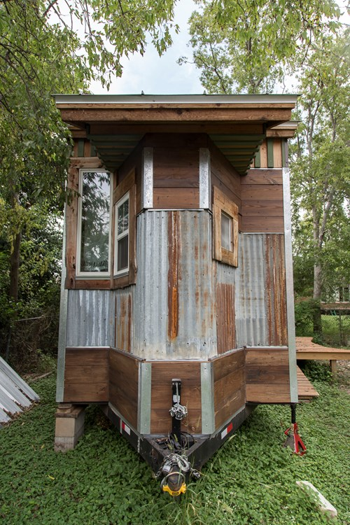 Cedar haven, spacious 200sf tiny home for sale  2
