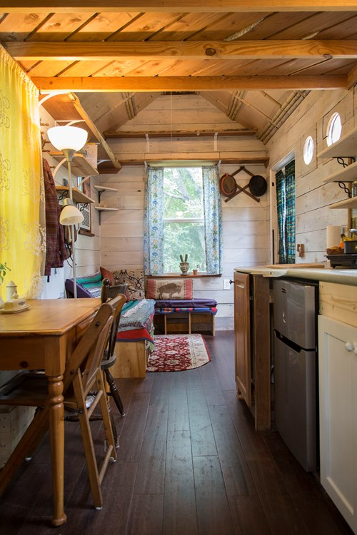 Cedar haven, spacious 200sf tiny home for sale  7