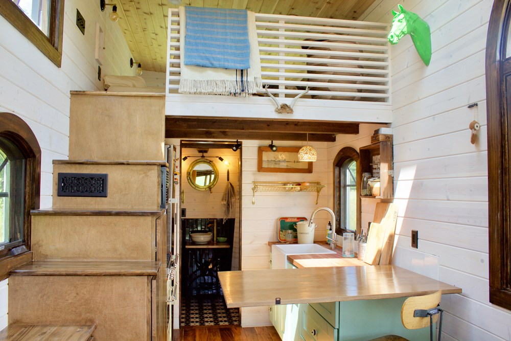 Tiny House For Sale Off Grid Luxury 2br Eco Friendly
