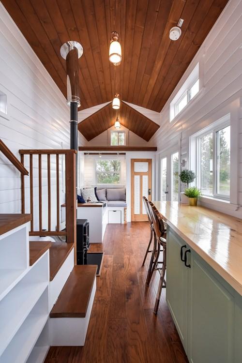 Tiny House For Sale 30ft Custom Loft Edition Tiny Home