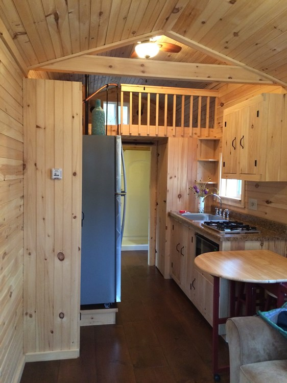 Tiny House For Sale Comfortable Tiny House In