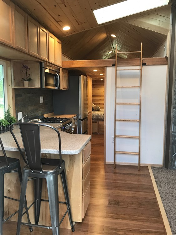 Tiny House For Sale The Pikes Peak