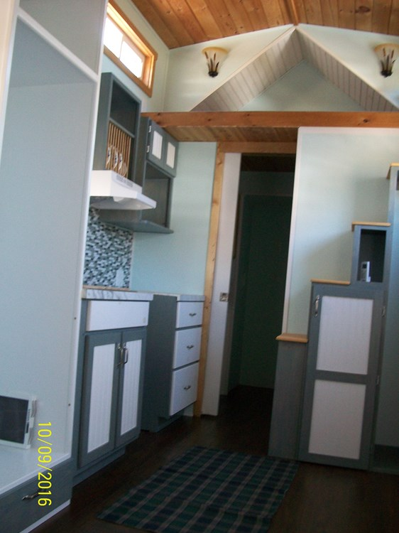 Tiny House For Sale Mike S Tiny House Reduced