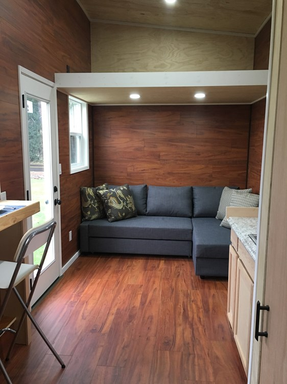 Tiny House For Sale - Modern Double Loft Tiny House