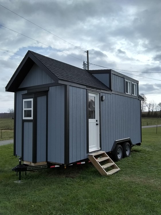 Luxury Tiny House on Wheels! 1