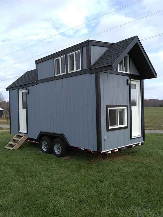 Luxury Tiny House on Wheels! 2