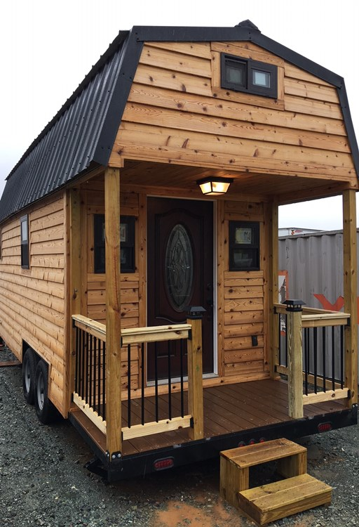 Tiny House For Sale Cedar Tiny Home Raleigh Nc