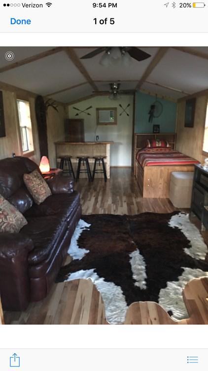 New Cabin Tiny House