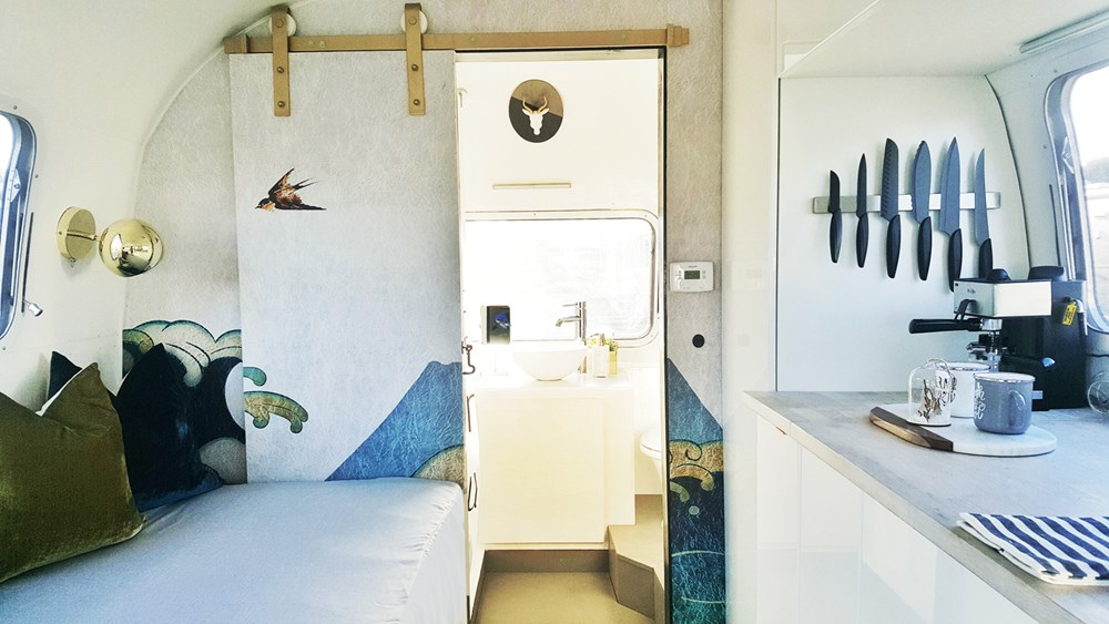Tiny House for Sale - 1972 Vintage Airstream Tiny House -