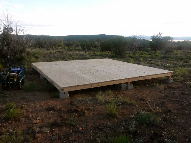 Tiny house on 20 acres of off-grid land - northern Arizona ($55,000) 5