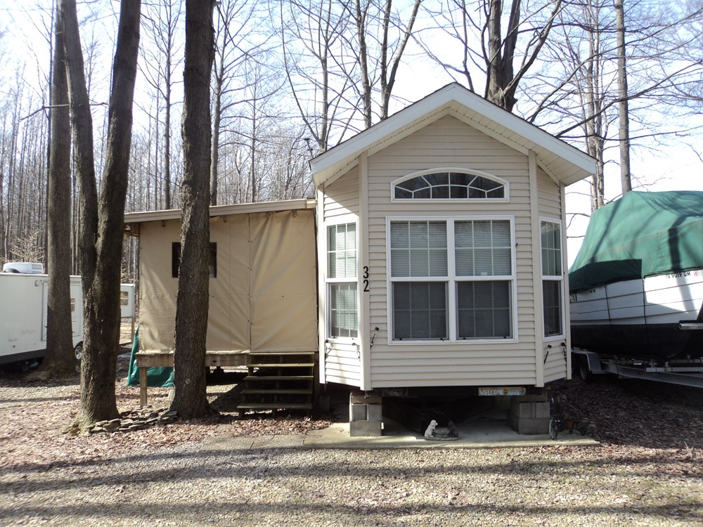 Tiny House For Sale - Two Story Tiny House Park Model