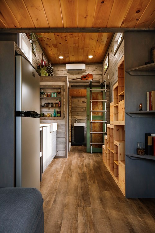 Tiny House For Sale in Texas - Habeo Tiny Homes 2