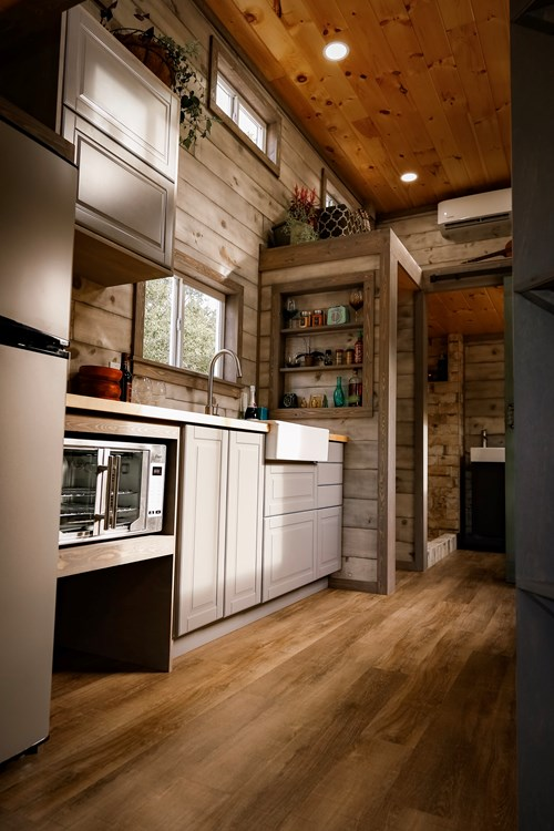 Tiny House For Sale in Texas - Habeo Tiny Homes 3