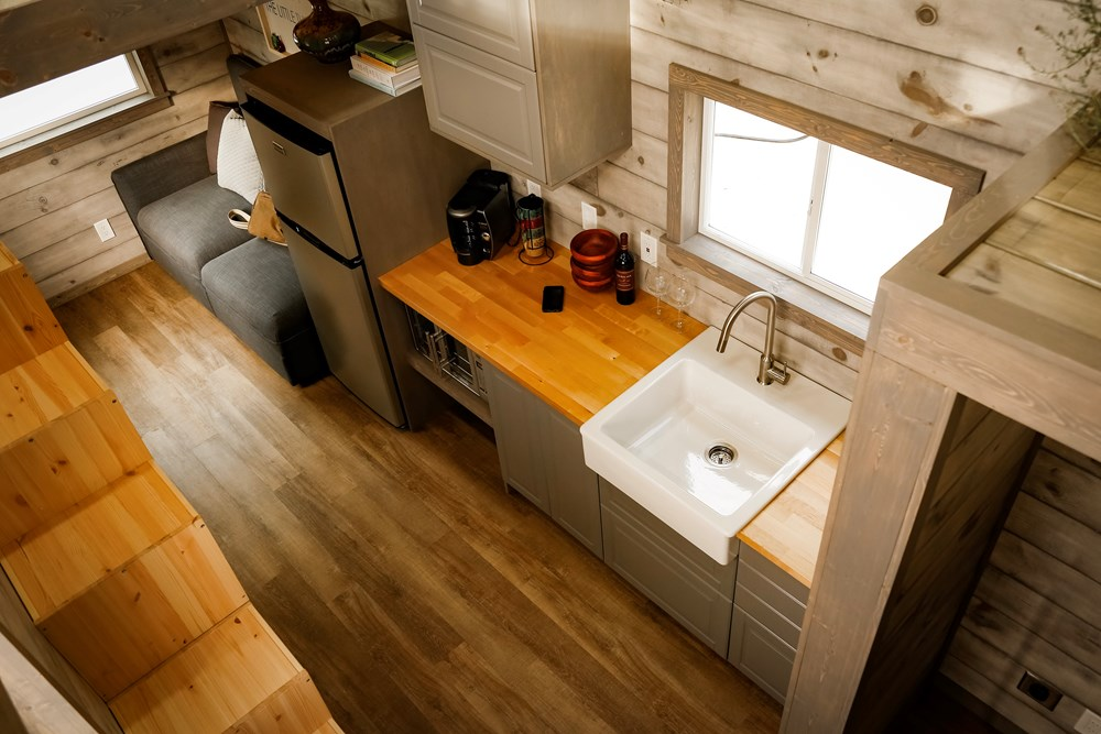 Tiny House For Sale in Texas - Habeo Tiny Homes 5