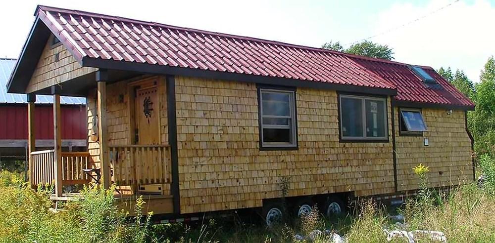 36u0027 Tiny House On Wheels