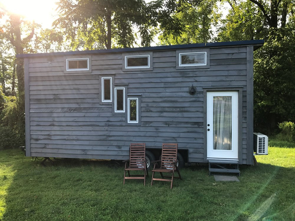 tiny house for sale rustic 24 tiny house built june - Tiny Cottage For Sale