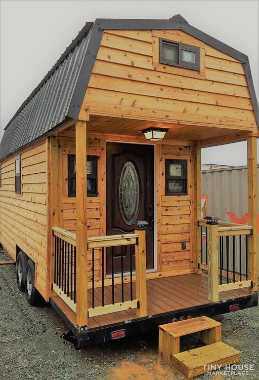 2018 Cedar Tiny Home 26 FT