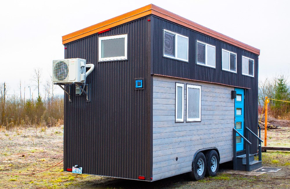 Tiny house for sale seattle tiny homes alki enhanced model