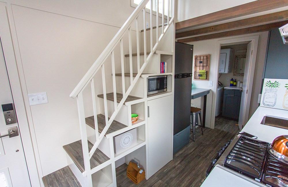 Photos Tiny House Seattle Wa: Seattle Tiny Homes Alki Enhanced Model