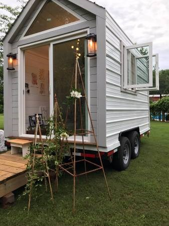 Pleasant Tiny House For Sale Tiny Studio On Wheels Complete Home Design Collection Papxelindsey Bellcom