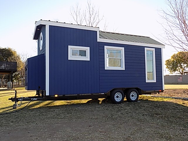 TINY HOUSE ON WHEELS LETS MAKE A DEAL 26999 OBO