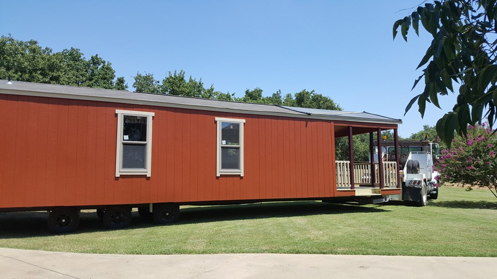 Tiny House For Sale. 399 Sq Ft. Legacy Hacienda Model 1