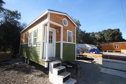 Tiny Home Designs: 9 X 24 CUSTOM DUAL LOFT MODERN TINY