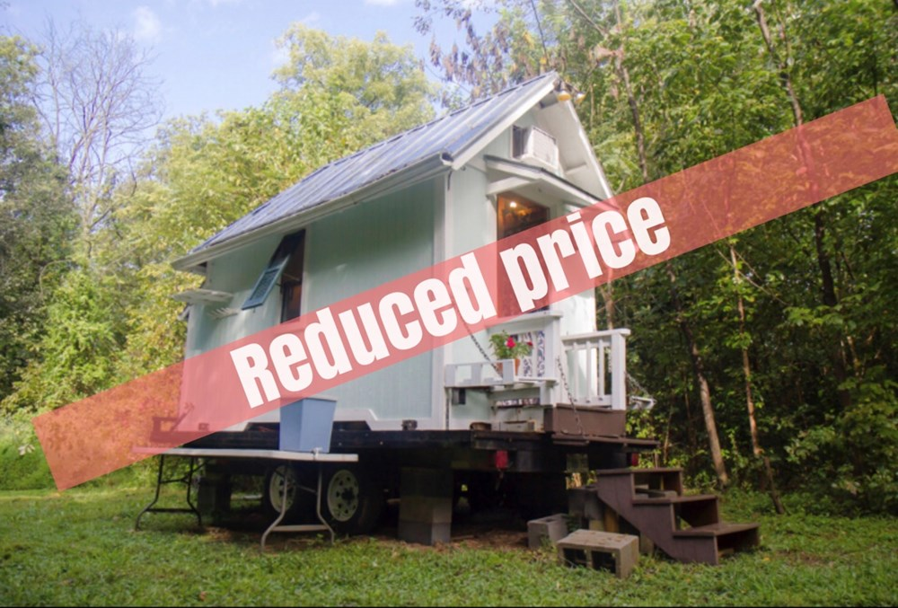 Tiny House For Sale Reduced Price For Quick Sale