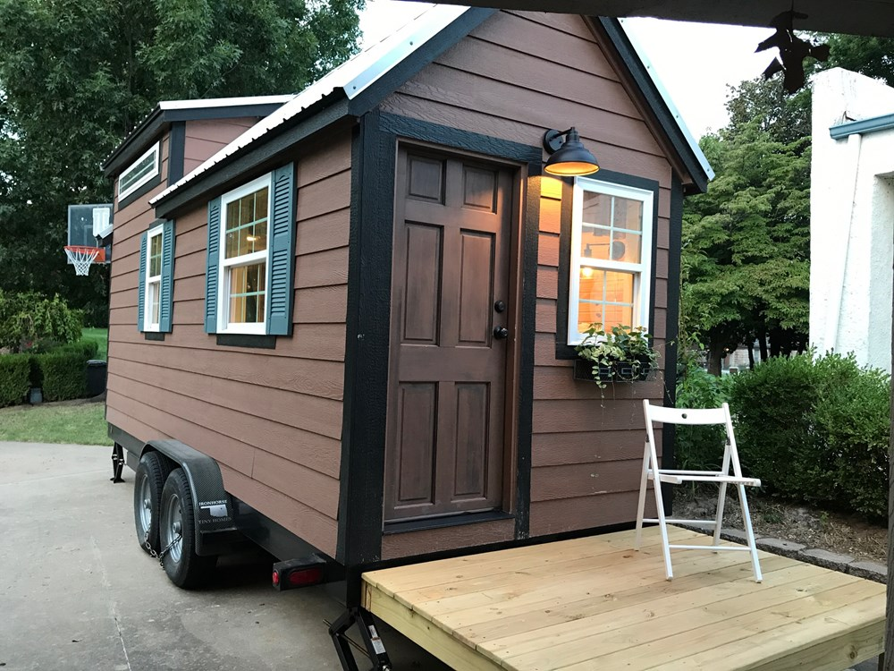 Tiny House for Sale - Tulsa Tiny House
