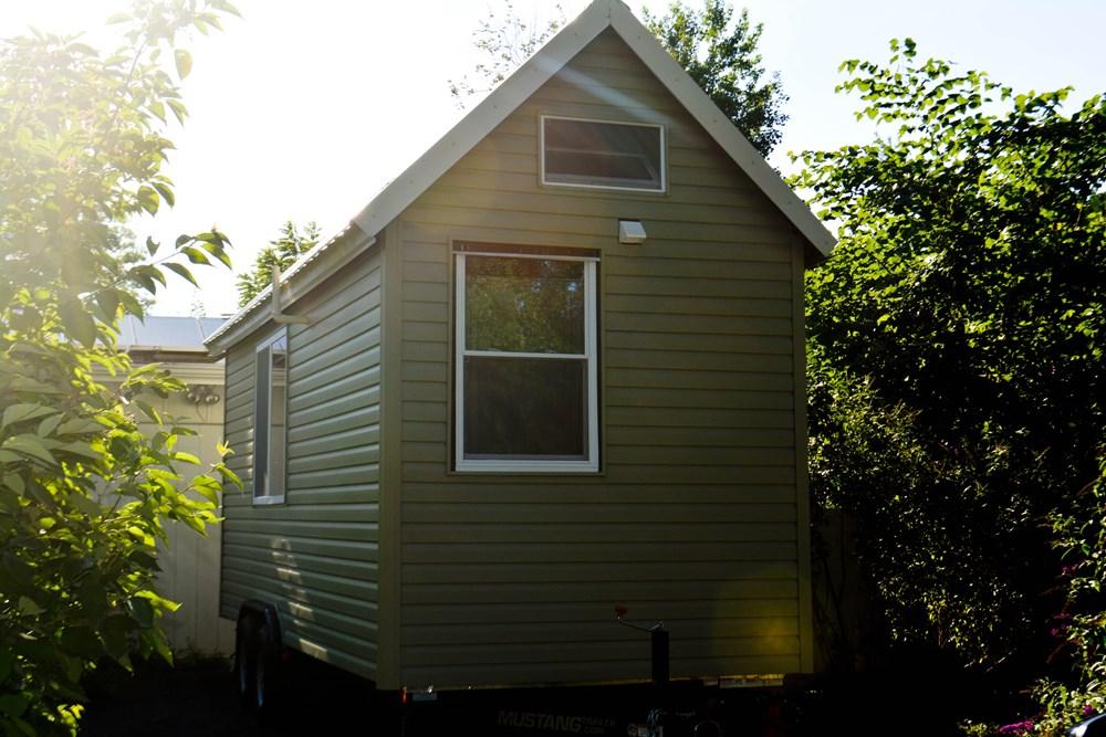 Energy Efficient Tiny House