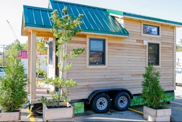 Roving Tiny House