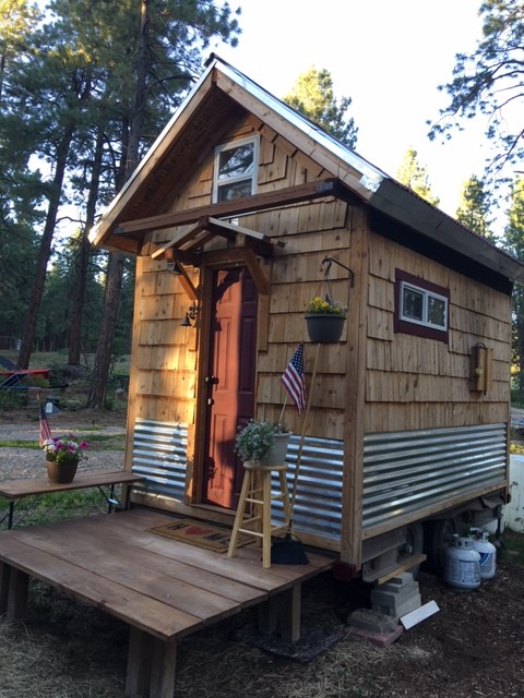 Tiny House For Sale Colorado Can Go 100 Off Grid Tiny