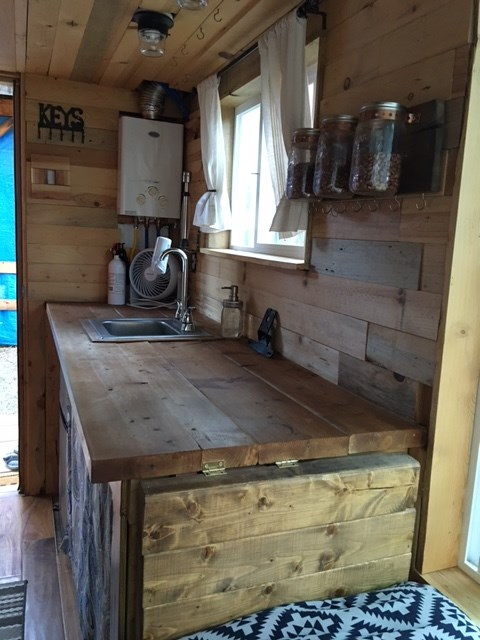 Colorado can go 100% Off Grid Tiny Home  7