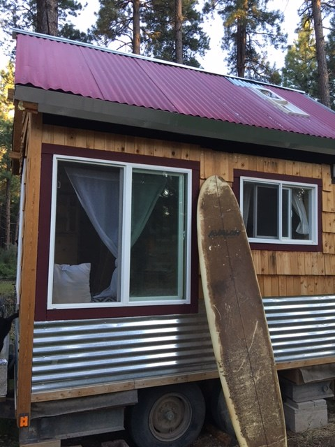 Colorado can go 100% Off Grid Tiny Home  10