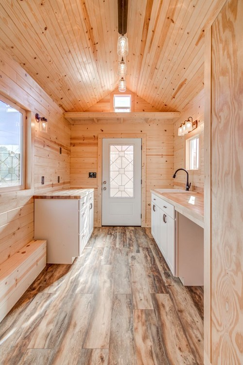 Tiny House For Sale Quot Downstairs Bedroom Quot Tiny Home