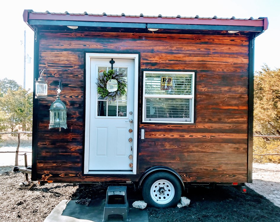Wanderlust the modern rustic TINY HOUSE ON WHEELS 29