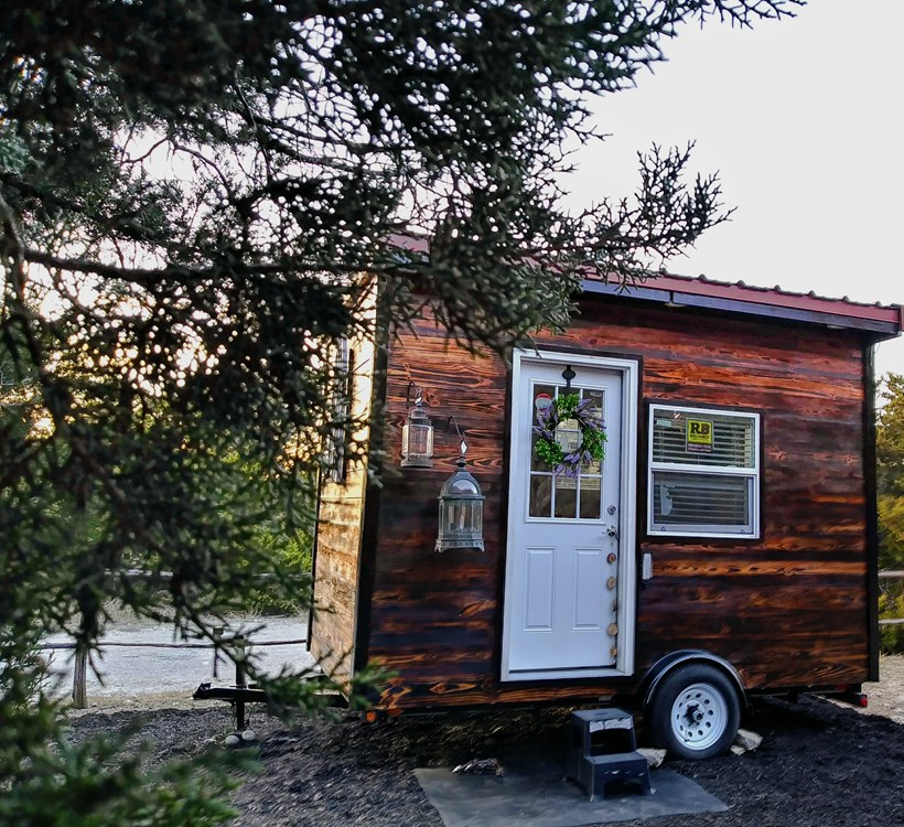 Wanderlust the modern rustic TINY HOUSE ON WHEELS 31