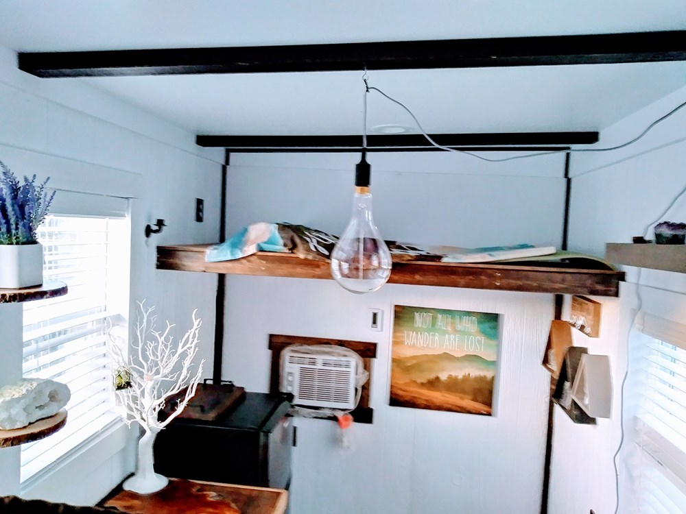 Wanderlust the modern rustic TINY HOUSE ON WHEELS 20