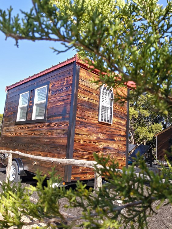 Wanderlust the modern rustic TINY HOUSE ON WHEELS 2