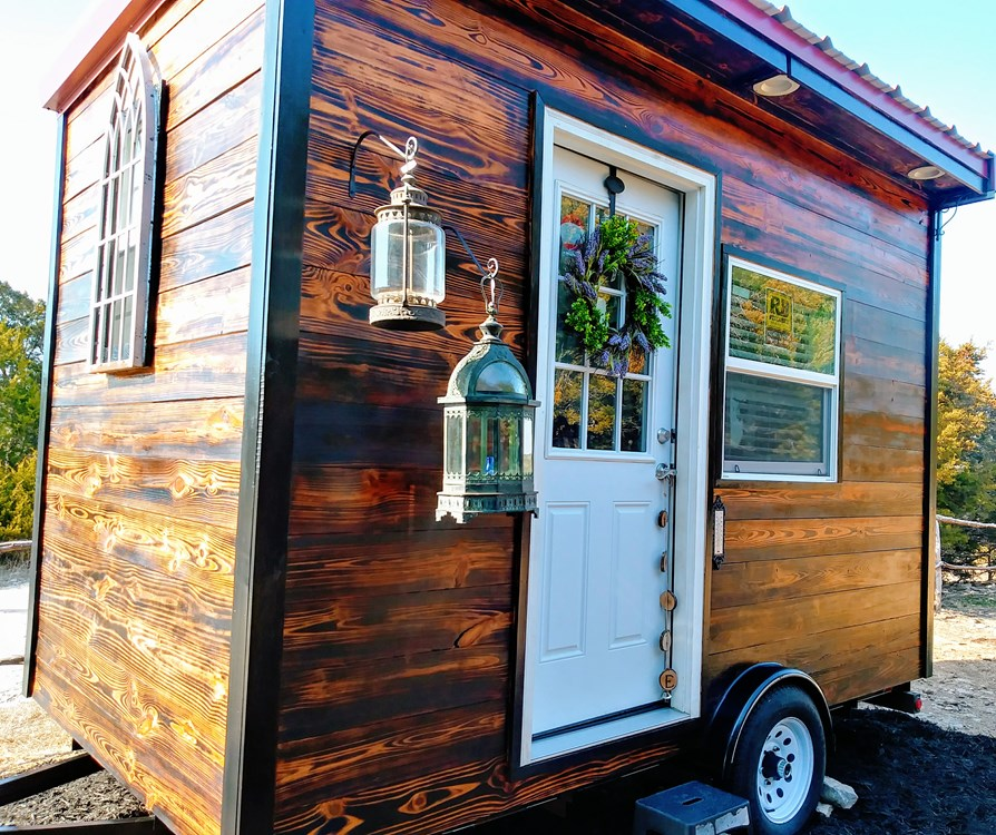 Wanderlust the modern rustic TINY HOUSE ON WHEELS 33
