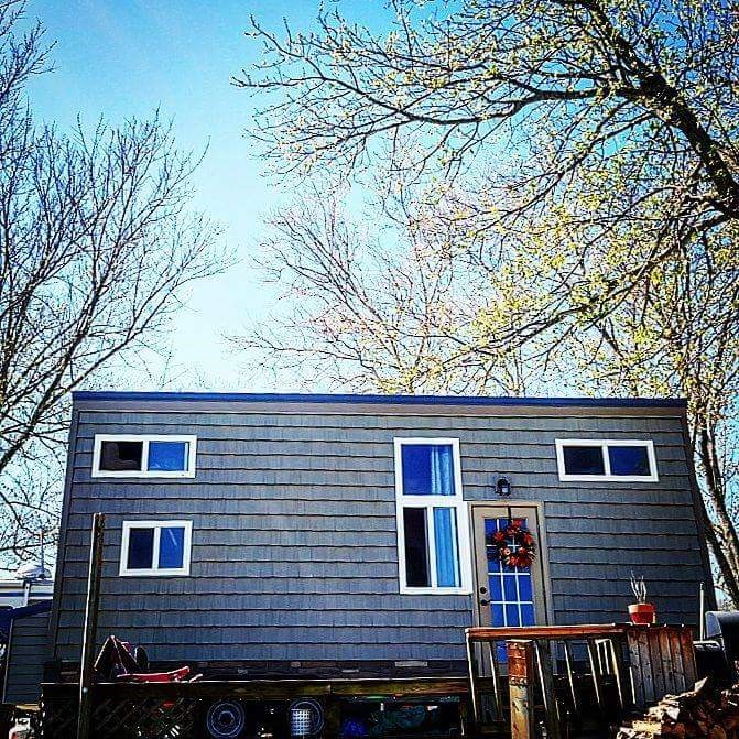The P Pod Tiny House