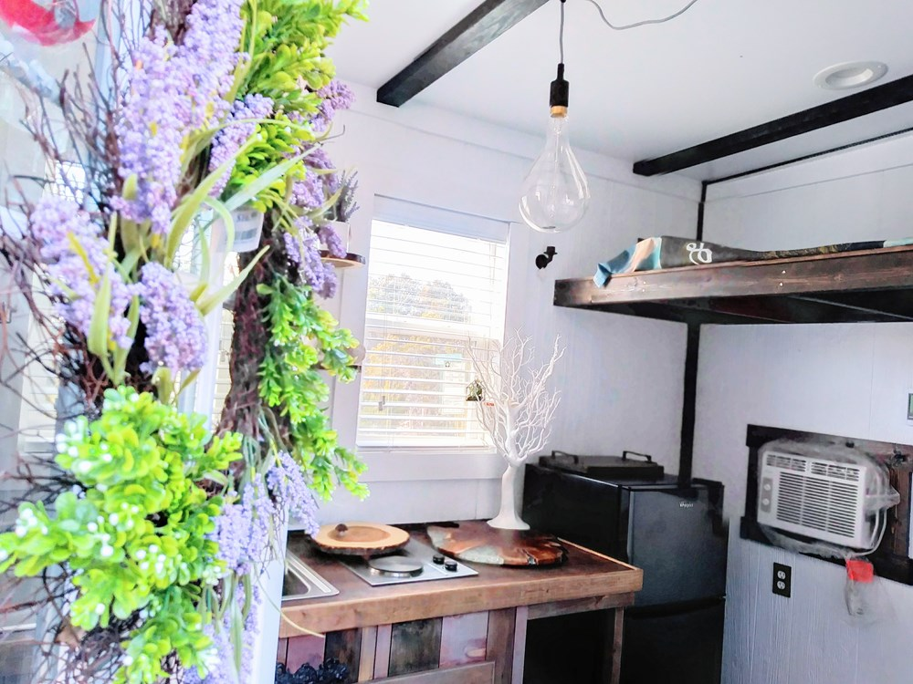 Wanderlust the modern rustic TINY HOUSE ON WHEELS 3