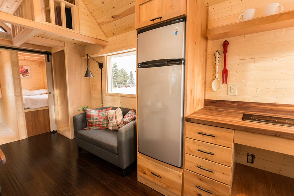 Porchlight from Hideaway Tiny Homes 5