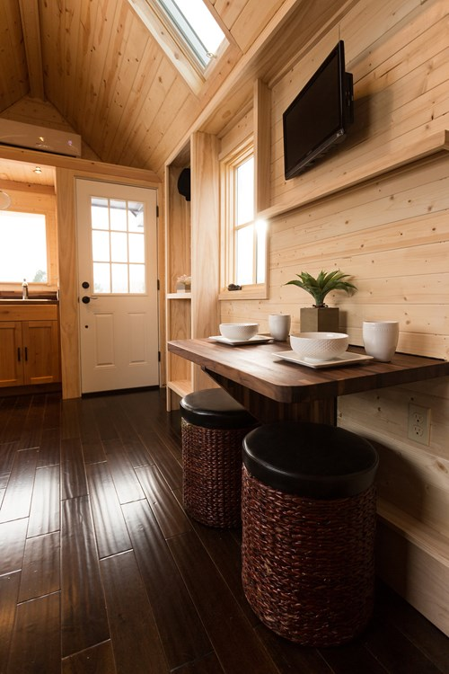 Porchlight from Hideaway Tiny Homes 3